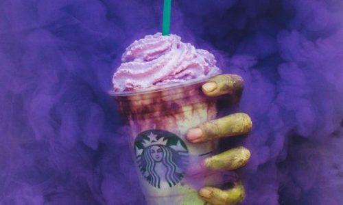Starbucks komt met Halloweenspecial: de Zombie Frappuccino