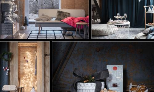 Het thema van IKEA's wintercollectie is IJsland: wij krijgen het er warm van