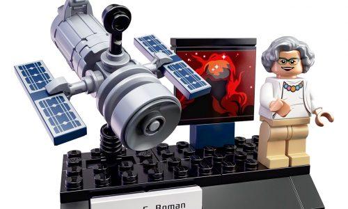 Vrouwelijke NASA Lego poppetjes zijn best verkochte speelgoed op Amazon