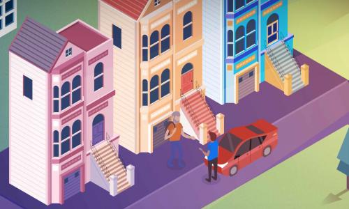The Uber Game bewijst: het leven van een Uber-chauffeur gaat niet over rozen