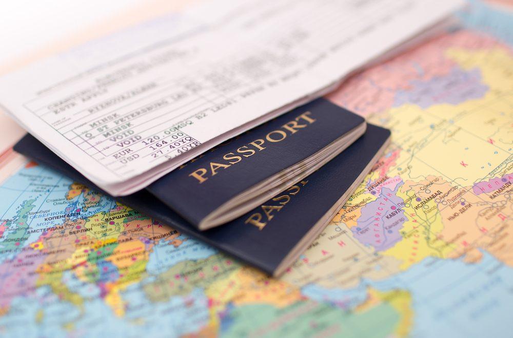 paspoort zonder foto