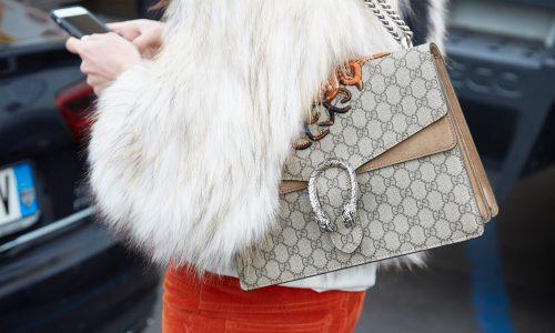 Gucci belooft in 2018 volledig bontvrij te zijn
