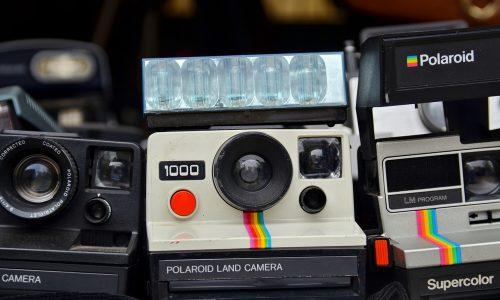 Terug van weggeweest: de Polaroid camera leeft weer