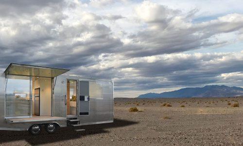 Wij willen met deze zelfvoorzienende camper maanden toeren door de VS