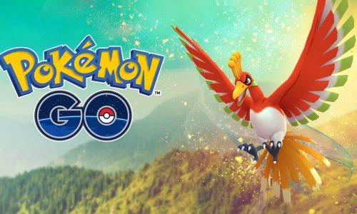 Niantic voegt legendarische Pokémon Ho-Oh als verrassing toe aan Pokémon GO