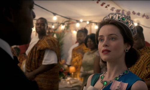 Nieuw op Netflix in december: The Crown, Bright en Wormwood