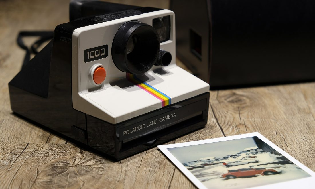 Polaroid, nostalgie, Millennials