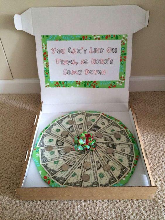 rijmpje geld als kado