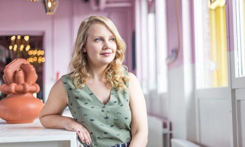 Femke Kamps: 'Dat je alles kunt worden, betekent niet dat je alles moet zijn'