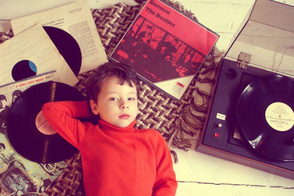 Vinyl, LP's