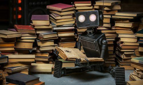 Ronald Giphart werkt samen met robot aan boek voor Nederland Leest