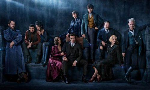 J.K. Rowling is 'oprecht blij' met de casting van Johnny Depp in Fantastic Beasts