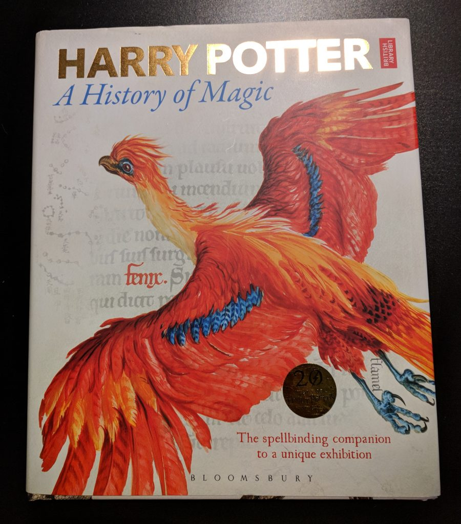 Harry Potter The History of Magic