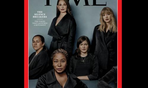 Time magazine roept vrouwen achter #MeToo uit tot Persoon van het Jaar
