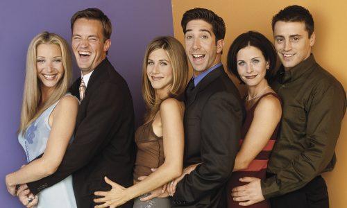 Eindelijk: Friends komt naar Netflix