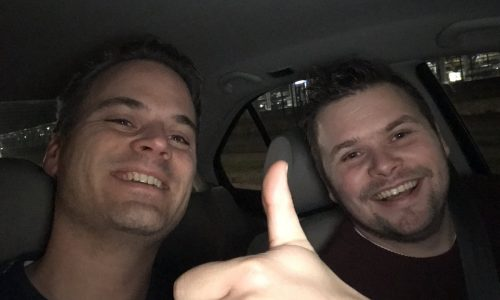 #StormPool zorgt voor de mooiste file ooit: 'Ik dacht wel even: wie haal ik in mijn auto'