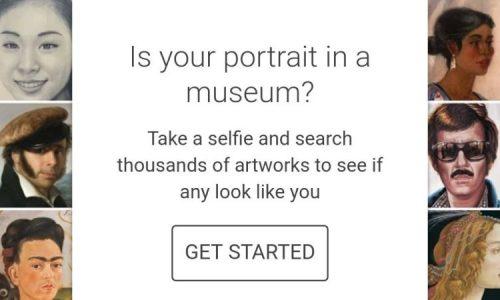 Deze nieuwe functie van Google vergelijkt jouw selfie met wereldberoemde kunstwerken