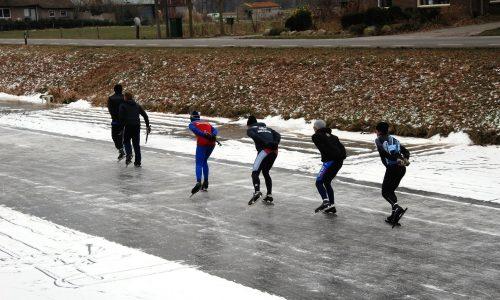 Schaatsen op de Olympische Spelen: Nederland domineerde niet altijd