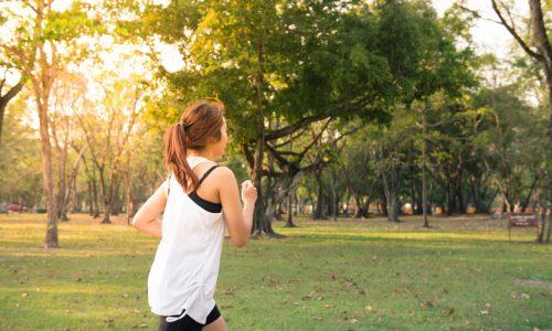 Hardlopen kan stressklachten verminderen, blijkt uit onderzoek