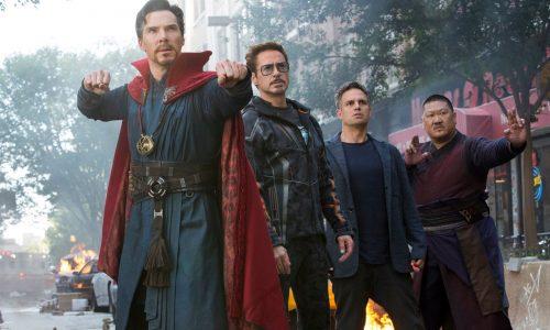 Bekijk hier de officiële trailer van Avengers: Infinity War