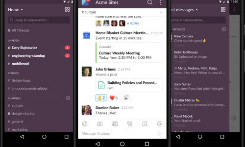 Je baas kan voortaan meelezen met je privégesprekken op Slack