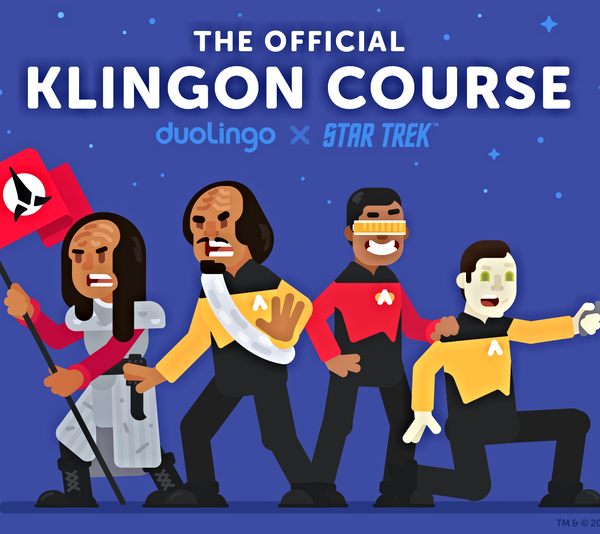Duolingo-Klingon