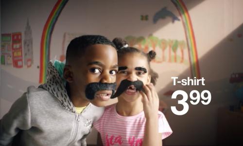 Zeeman komt met genderneutrale reclame: 'Geen statement, laat kinderen het gewoon zelf kiezen'