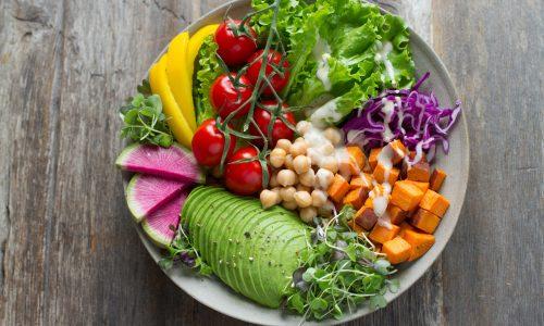 Een week lang vegetarisch eten tijdens de Nationale Week Zonder Vlees