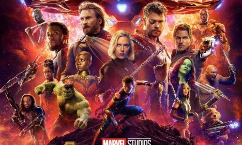 Avengers: Infinity War is een overvolle, maar heerlijke superheldenfilm