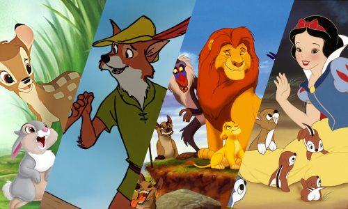 Dit zijn de 21 beste Disney-animatiefilms aller tijden