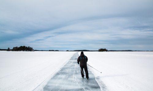 Het is schaatsweer! 5 tips voor bij het schaatsen op natuurijs