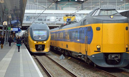 Handig voor treinreizigers: check de app voor een plek
