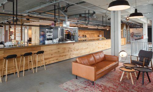 De mooiste kantoren van Nederland: BrandDeli