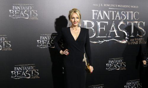 J.K. Rowling doet boekje open over de toekomst van Harry Potter op het toneel