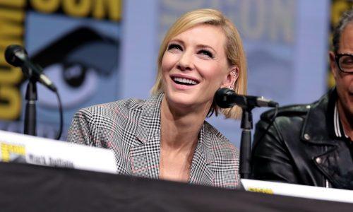 Cate Blanchett protesteert met 81 Hollywoodsterren tegen genderongelijkheid in Cannes