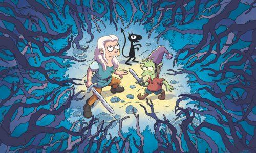 Simpsons-maker Matt Groening na 20 jaar terug met nieuwe serie op Netflix