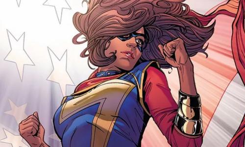 Marvel komt met film over islamitische superheldin Ms. Marvel