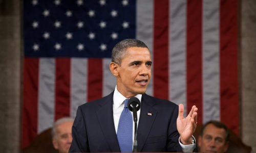 Nieuwe job voor de Obama's: films en series produceren voor Netflix