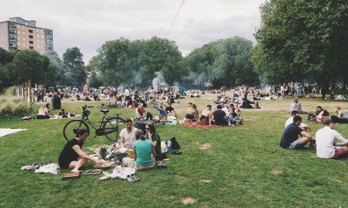 Zomerse dagen zorgen voor overlast in parken: 'ruim je eigen rotzooi op'