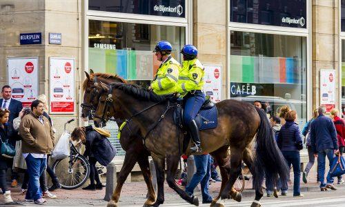 Nieuw onderzoek laat zien: criminaliteit in Nederland verdwijnt
