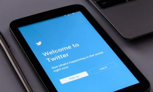 Twitter test ijsbrekers en aanwezigheidsindicatoren voor gebruikers