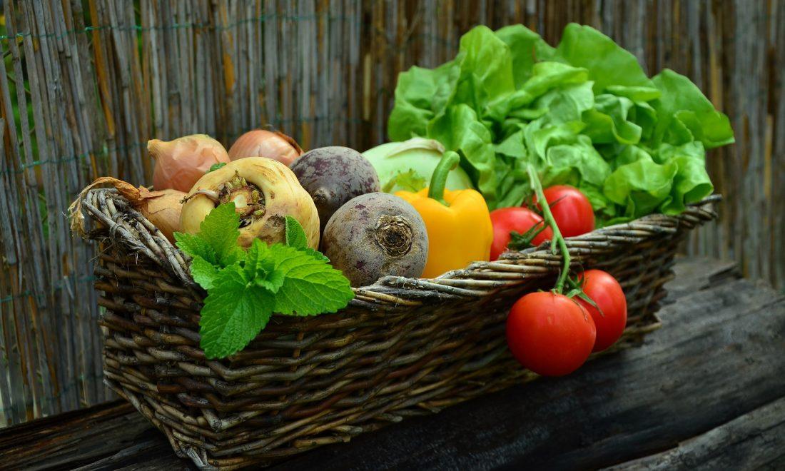 Eten, groente