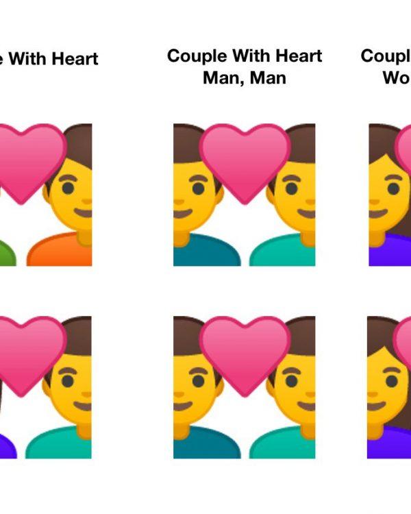 Google-Android-genderneutrale-emoji