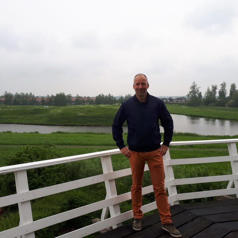 Jan-Willem Stoop, wethouder van Geluk
