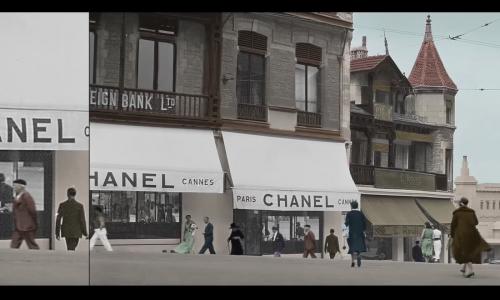 Videoreeks geeft je een kijkje in het jonge leven van Coco Chanel