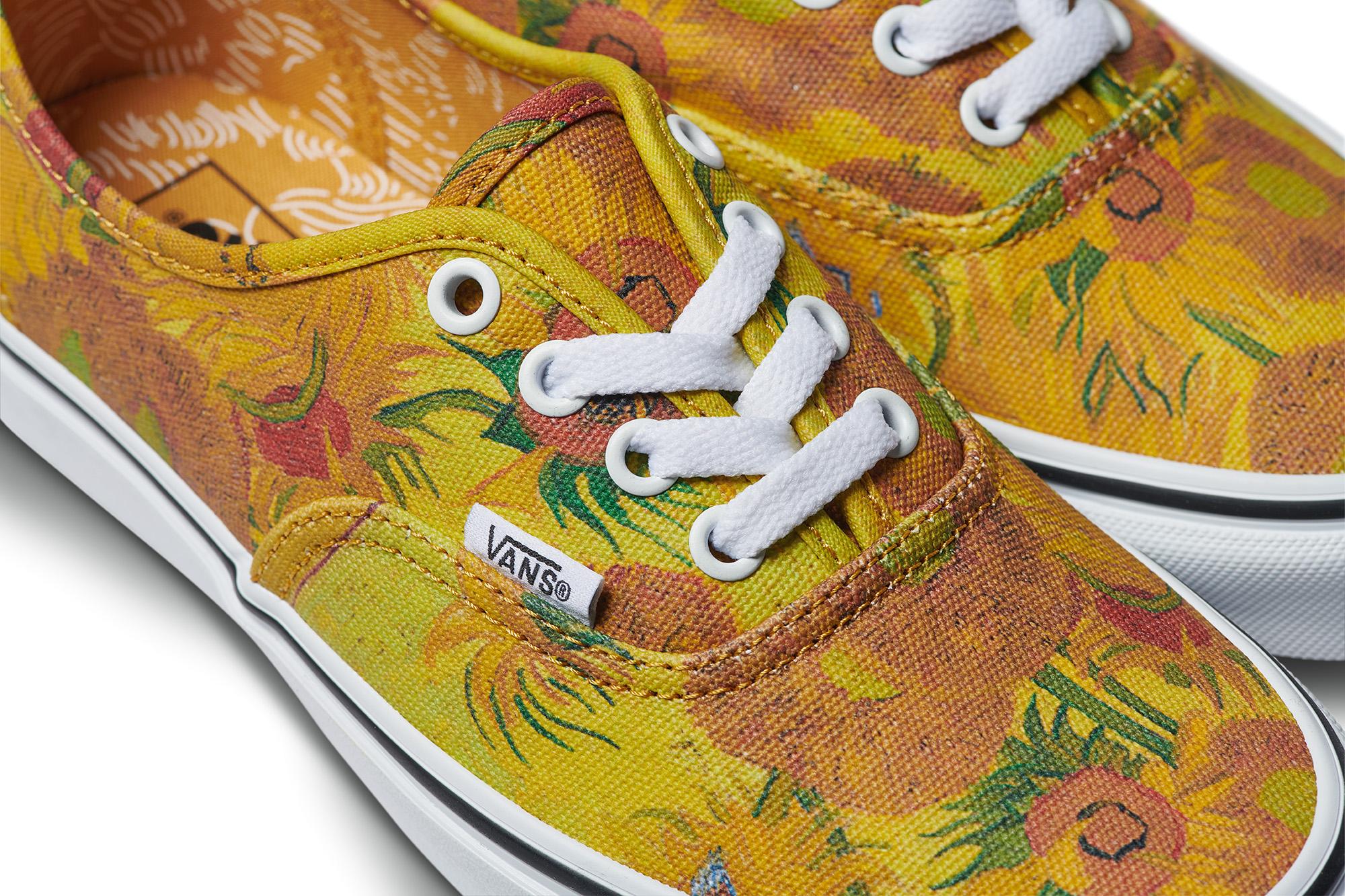 Van Gogh Museum Shoes