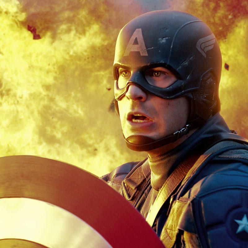 Nieuw op Netflix Captain America