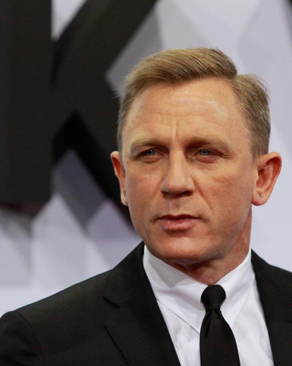James Bond, Daniel Craig, 007