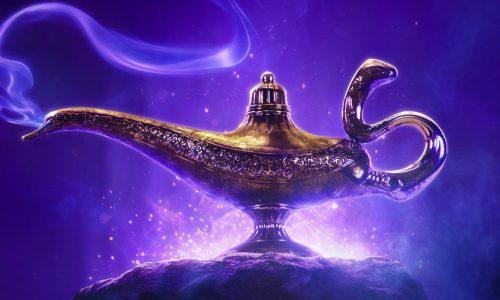 Will Smith toont ons de eerste poster van de live-action film van Aladdin