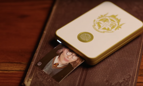 Laat je foto's tot leven komen met de Harry Potter printer